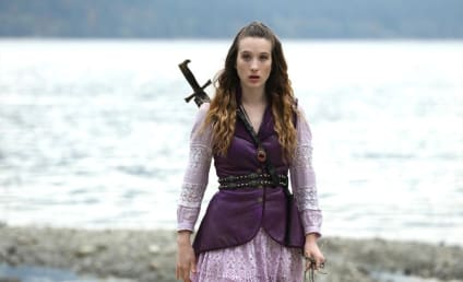 Once Upon a Time in Wonderland Review: Daddy Issues