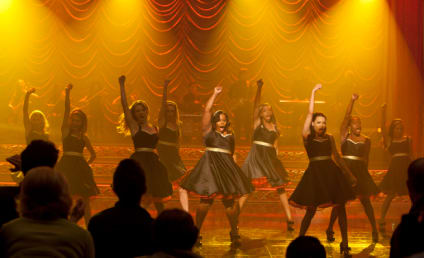Glee Winter Finale Pics: It. Is. On.