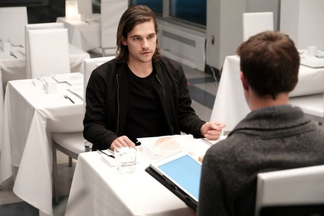 Table for Two - The Magicians Season 2 Episode 13