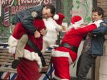 Fighting Santas
