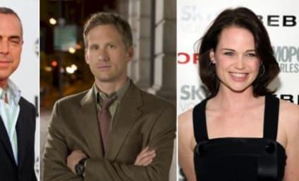 White Collar Season Four Guest Stars: Titus Welliver, Reed Diamond, Sprague Grayden