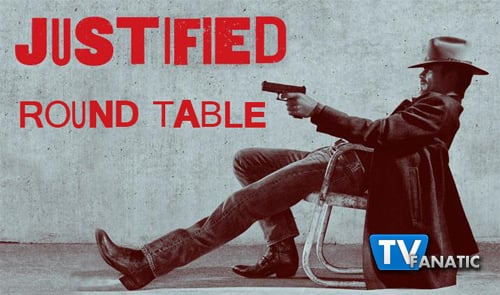Justified RT Logo
