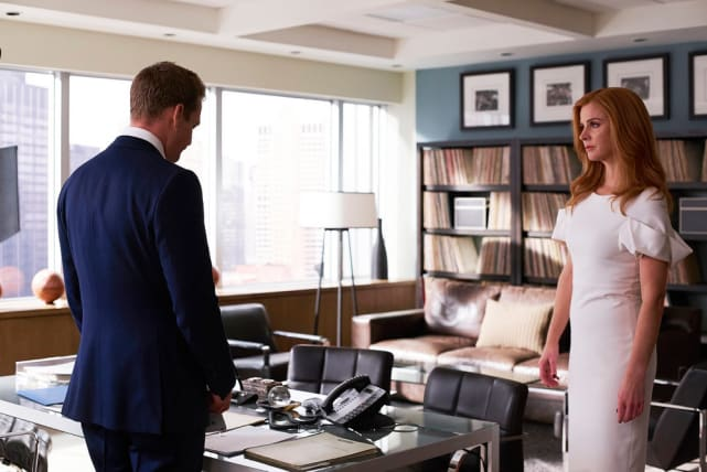 Will These Two Ever Get Together? - Suits