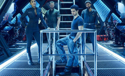 The Expanse: Renewed for Season 2 by Syfy!