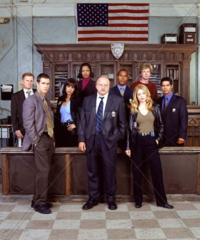 NYPD Blue 4