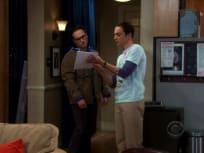 The Big Bang Theory Season 2 Episode 10