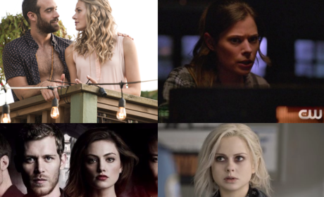 The CW Cheat Sheet: What Will Be Canceled?