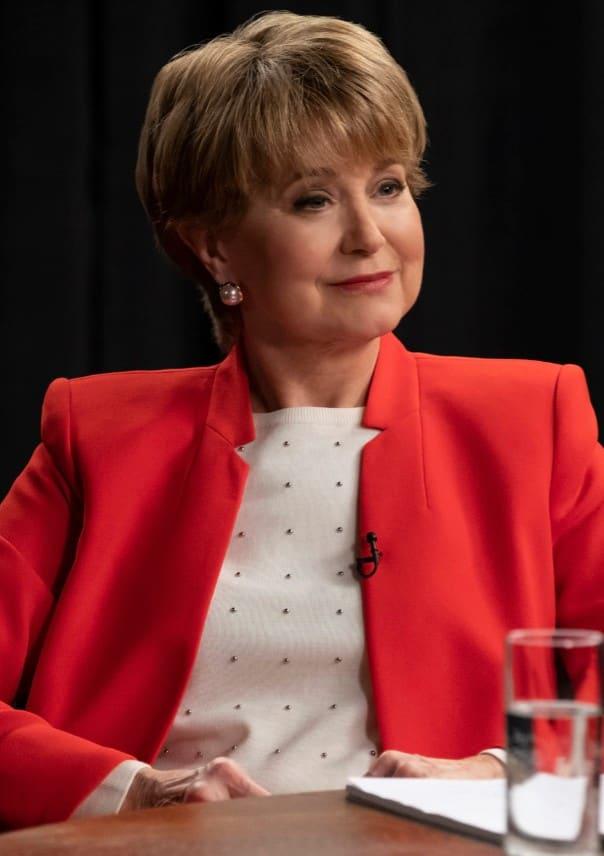 Jane Pauley Guest Stars - Madam Secretary Season 5 Episode 19