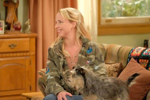 Happy Becky - Roseanne Season 10 Episode 4