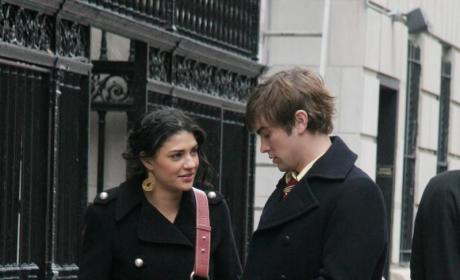 Vanessa and Nate