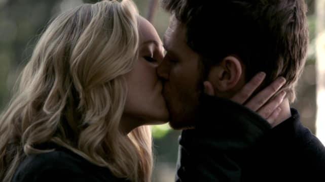 Klaus and Caroline (The Vampire Diaries)