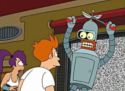 Watch Futurama Season 1 Episode 3 Online