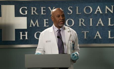 Chief, Always - Grey's Anatomy Season 14 Episode 20