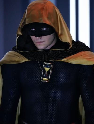 Hourman costume - Stargirl Temporada Episódio 1 6