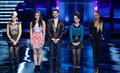 The Voice Results: Who Made the Top 10?