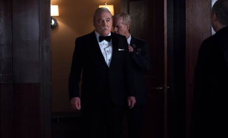 Robert Vesco has Arrived - The Blacklist Season 6 Episode 13