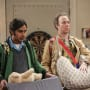 Raj and Stuart are Terrified - The Big Bang Theory Season 10 Episode 12