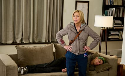 Nurse Jackie Review: Nurse For a Day 1974