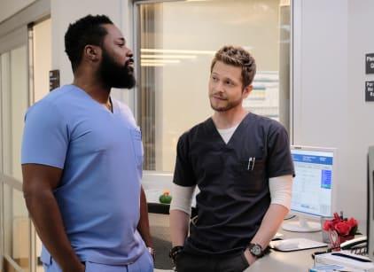 Watch The Resident Season 2 Episode 14 Online