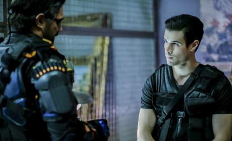Catching Up - Arrow Season 6 Episode 6