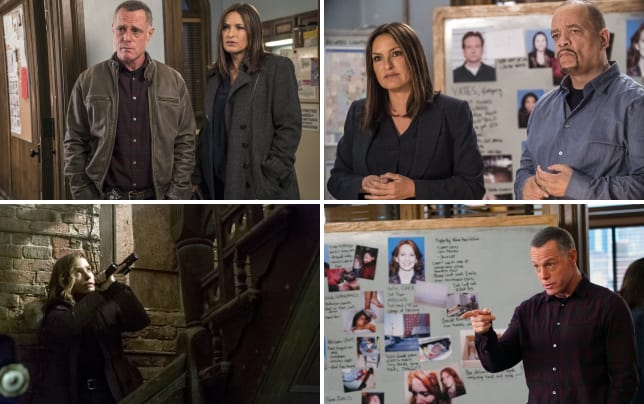 Benson and voight chicago pd season 3 episode 14