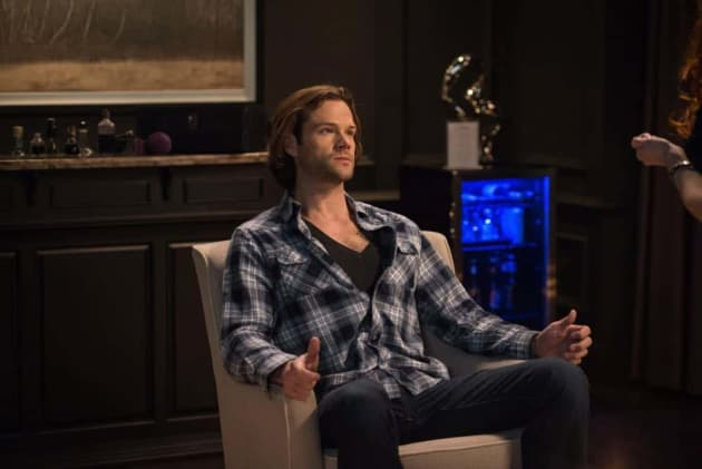 Sam Held Prisoner - Supernatural Season 13 Episode 19
