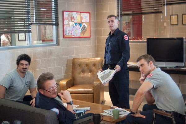 The Firehouse Reacts