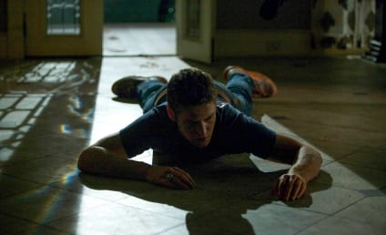 The Vampire Diaries FIRST LOOK: An Unwelcome Matt?