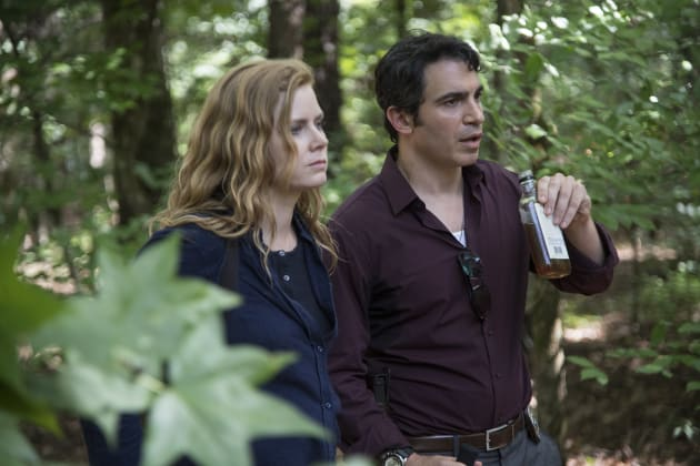 Camille and Richard - Sharp Objects