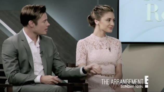 The Interview - The Arrangement Season 1 Episode 3