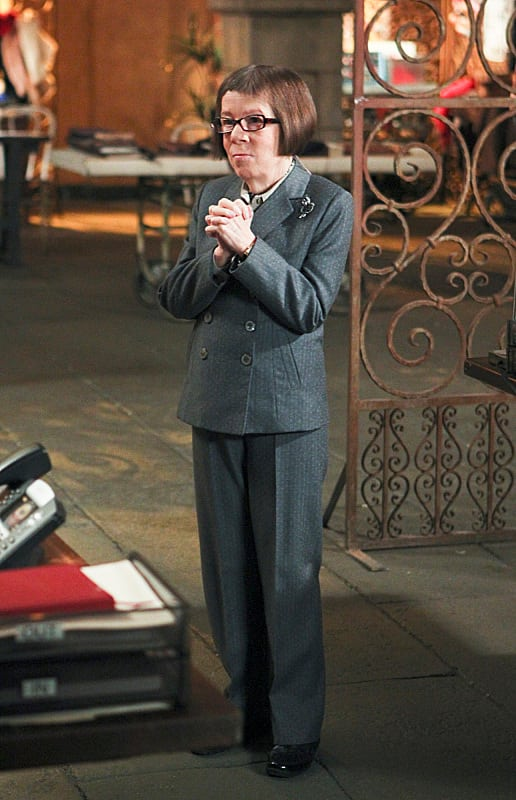 Hetty with Clasped Hands