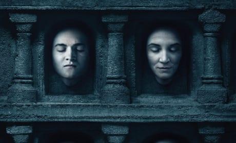 GoT Speak Their Names Poster 1 - Game of Thrones
