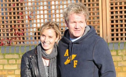 Report: Gordon Ramsay is Cheating on Wife with Sarah Symonds