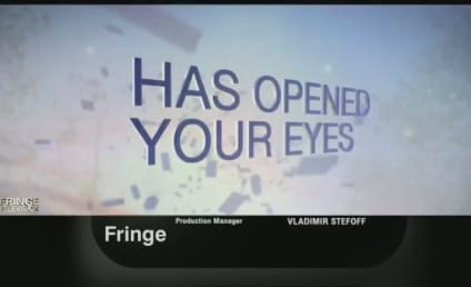 Fringe Promo: Moving to Fridays!