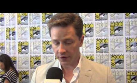 Josh Dallas Comic-Con Interview