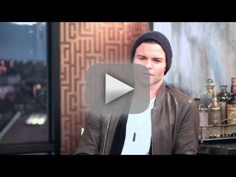 Daniel Gillies Talks Elijah and Hayley