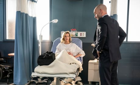 The Decision - Arrow Season 6 Episode 15
