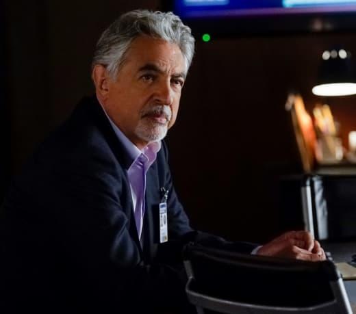 Sage Veteran - Criminal Minds Season 14 Episode 1