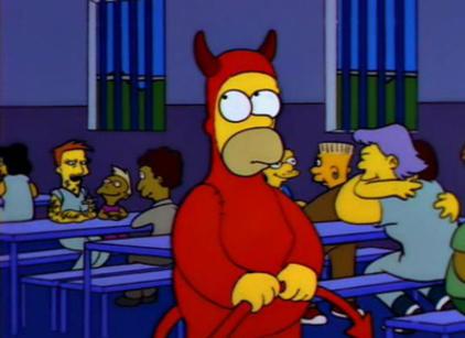 Watch The Simpsons Season 4 Episode 21 Online