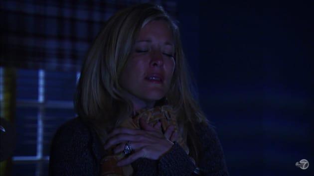 Carly Misses Morgan — General Hospital