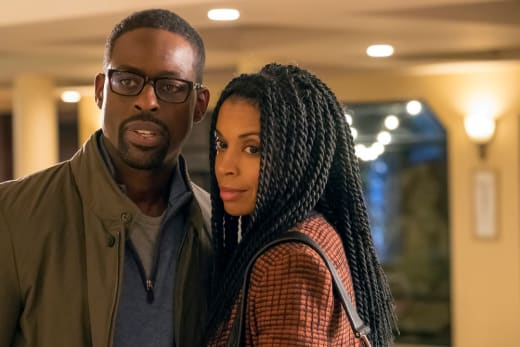 Randall and Beth Landlords  - This Is Us Season 2 Episode 13