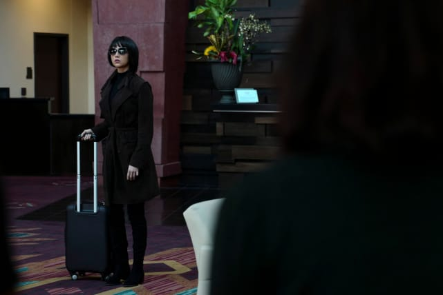 At the Hotel - Midnight, Texas Season 1 Episode 4