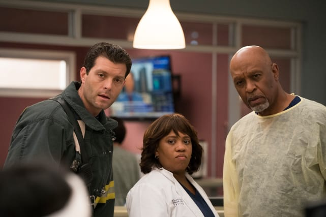 What's Ahead? - Grey's Anatomy Season 14 Episode 7
