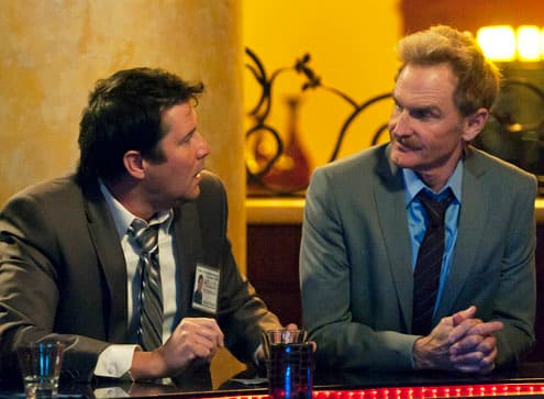 Jere Burns on Justified