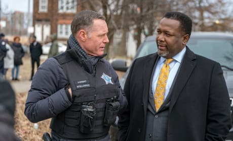 Ending the Bloodshed - Chicago PD