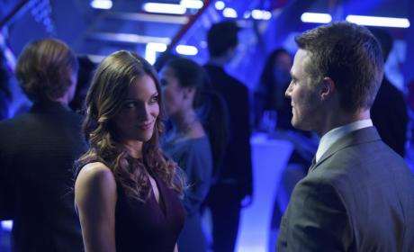 Laurel Turns to Oliver
