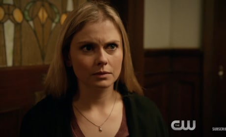 iZombie Promo: Will Major Turn Liv Over?!