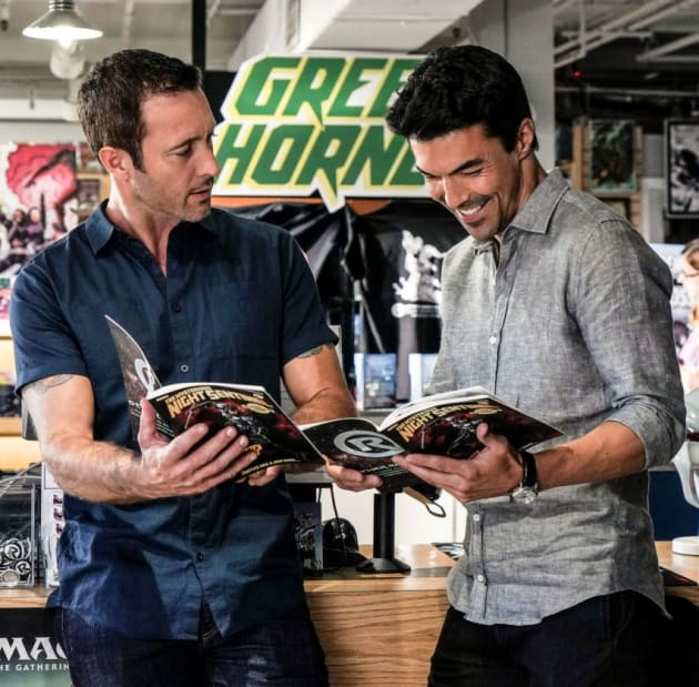 Enjoyable Read - Hawaii Five-0 Season 9 Episode 9