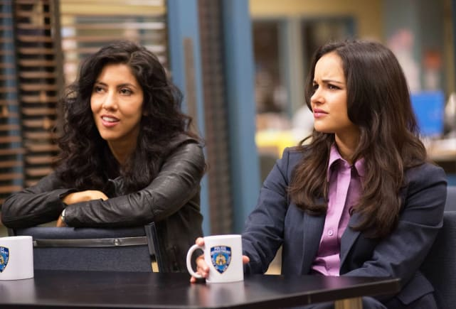 Amy, Rosa, and Gina - Brooklyn Nine-Nine