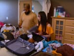 Unpacking for Her New Life - 90 Day Fiance